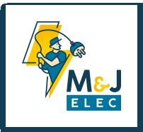 M&J Elec Logo